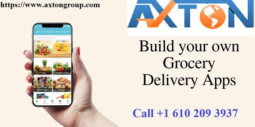 Online Grocery App Development For your Grocery Store